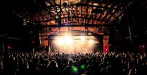 Beck lists Cain's Ballroom in Tulsa as his favorite venue to play -- I've seen him three times there. (It's my favorite place too!)