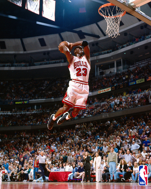 THIS, friends, is Michael Jordan. ALL HAIL THE GREATEST.